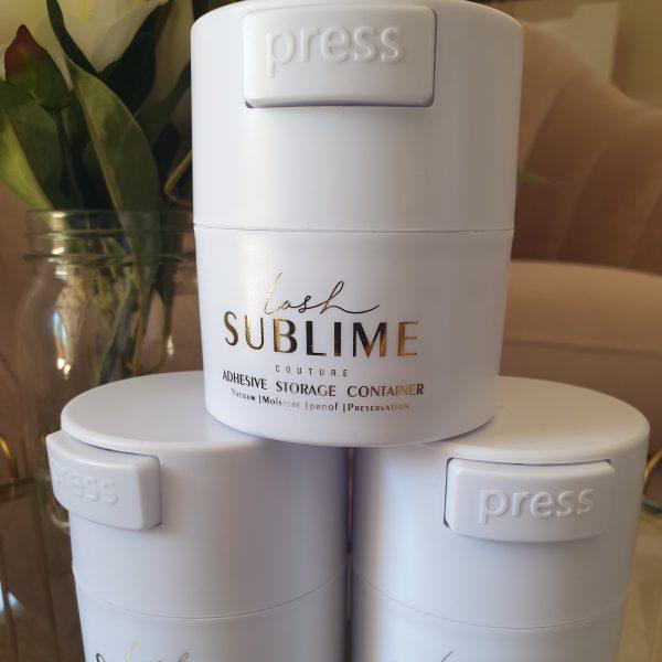Adhesive / Glue Storage Container