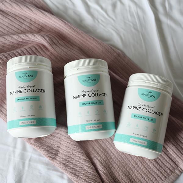 Beauty Bod Marine Collagen x 3