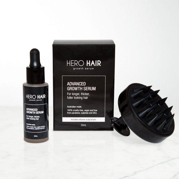 Hero Hair Growth Serum x 6