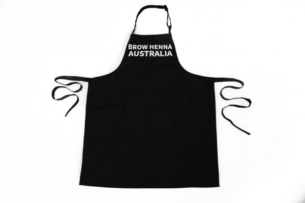 Brow Henna Australia Aprons – one size fits all