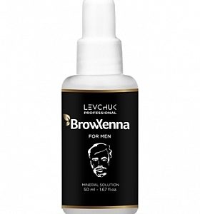 Brow Henna / Xenna Aqua Mineral for Men