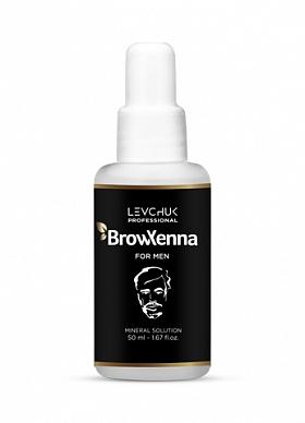 Brow Henna / Xenna Aqua Mineral for Men