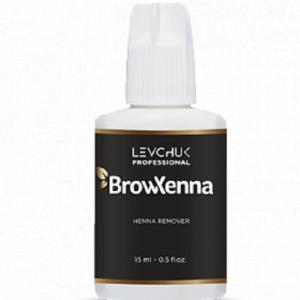 BrowXenna / Brow Henna Remover – Irina Levchuk / new formulation