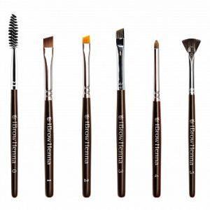 Henna Brow Brush Kit / BrowXenna