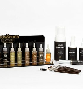 Brow Henna / BrowXenna – Complete Set with Care Products