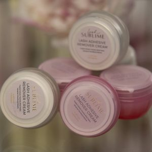Sublime Lash Cream Remover 15g Green or Pink