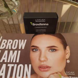 Brow Lamination Kit with Glue and Wrap