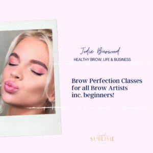 Brow Perfection Class