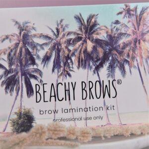 Beachy Brows Lamination Kit